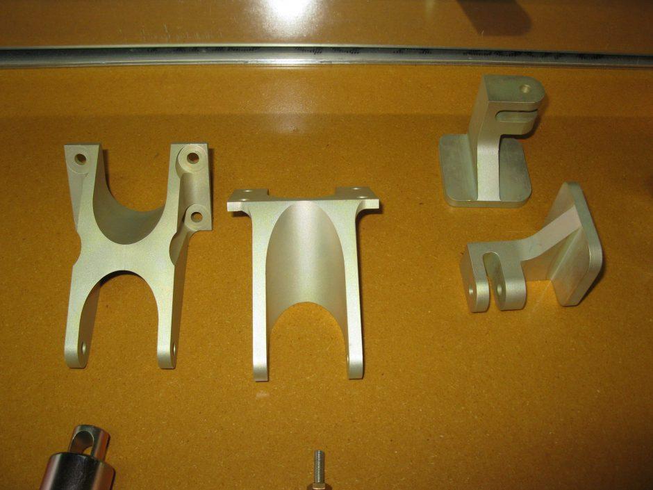 Stewart 51 - Landing Gear Retract Components