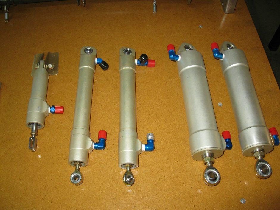 Stewart 51 - Main Gear Actuators