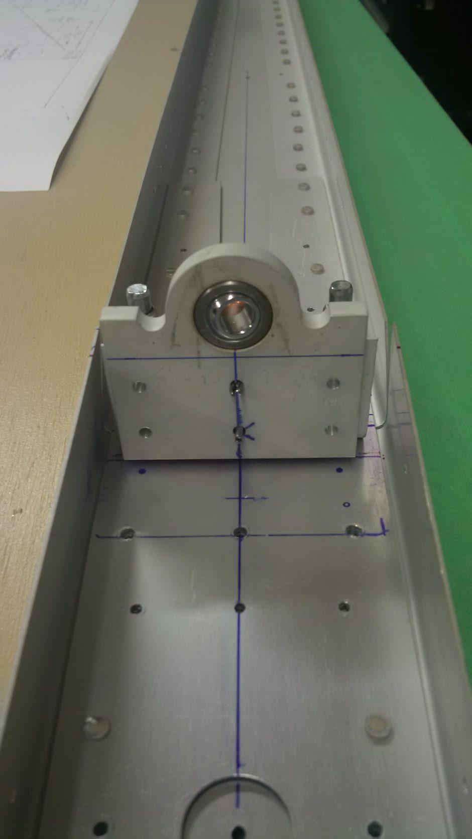 S-51 Horizontal Stabilizer Center Hinge Bracket